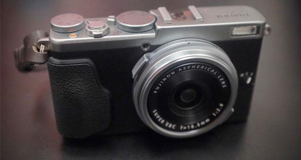 دوربین کوچک و باکیفیت فوجی فیلم ایکس ۷۰ معرفی شد
