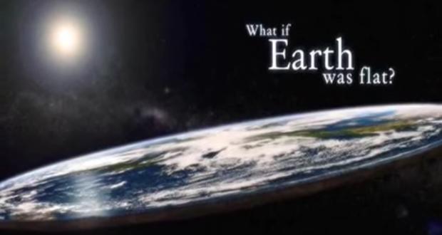 زمین گرد نیست مسطح است !