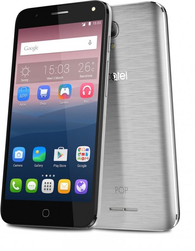 با گوشیهای جدید آلکاتل POP 4 ، POP 4S و +POP 4 آشنا شوید ۲