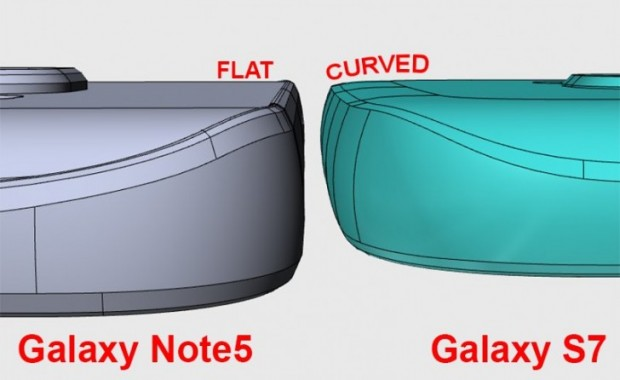 برآمدگی دوربین گلکسی S7 تنها ۰.۸ میلیمتر خواهد بود