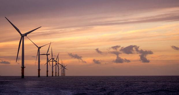 بزرگترین مزرعه بادی جهان قرار است در سواحل انگلستان ساخته شود