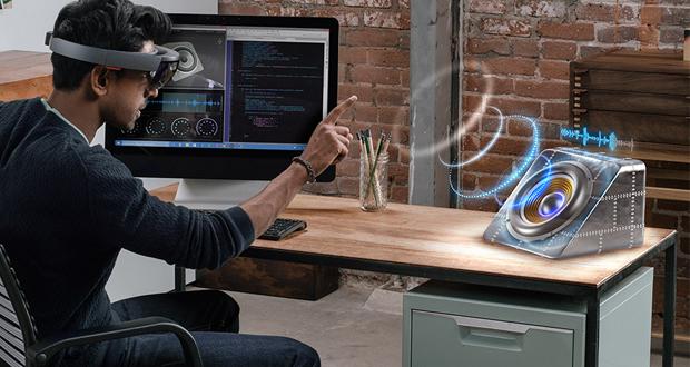 تماشا کنید- منوی استارت و ناوبری هدست واقعیت مجازی HoloLens چگونه خواهد بود؟