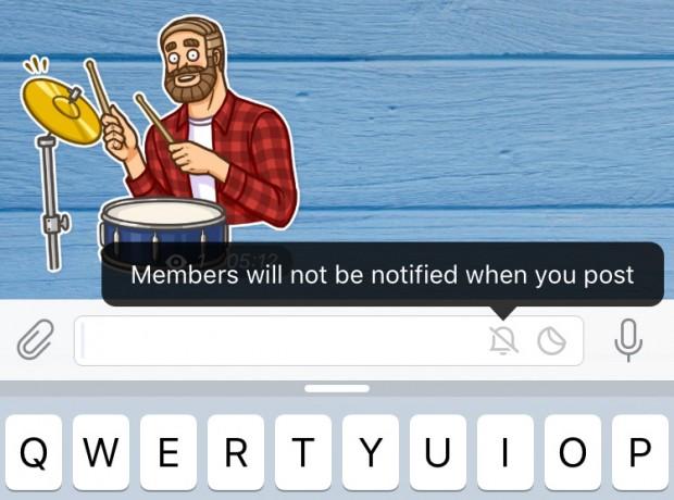 دانلود نسخه جدید اپلیکیشن تلگرام، Telegram 3.6.1 و معرفی تمامی تغییرات آپدیت جدید ۲