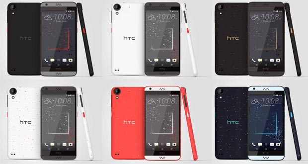 گوشی HTC A16 را در رنگبندیهای مختلف مشاهده کنید ۱۱