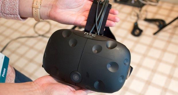 هدست واقعیت مجازی وایو