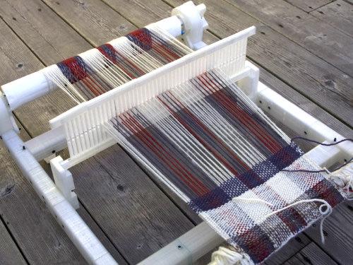 Rigid-Heddle-Loom