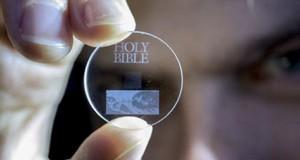 ذخیرهسازی نوری 360 ترابایت اطلاعات در فضایی بسیار کوچک