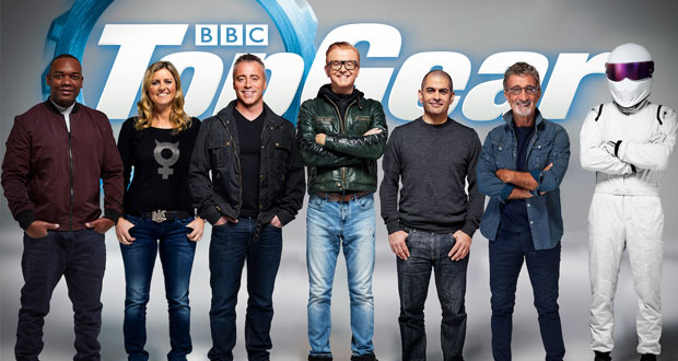 آغاز تصویربرداری سری جدید «Top Gear» تحت حمایت آمازون