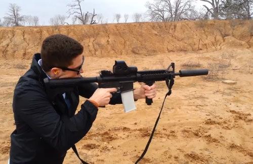 working-gun