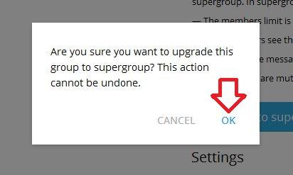 آموزش ساخت سوپر گروه در تلگرام (تصویری)-Gadgetnews.ir 2