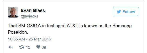 اطلاعات جدیدی از گوشی گلکسی اس ۷ اکتیو مشخص شد