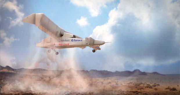 تماشا کنید: کانسپت جدید هواپیمای عمود پرواز DARPA