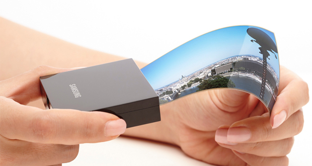 سامسونگ تولید صفحات منعطف OLED را افزایش خواهد داد