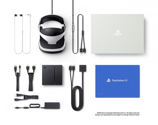 هدست واقعیت مجازی سونی PlayStation VR ماه اکتبر به قیمت  ۳۹۹ دلار عرضه خواهد شد