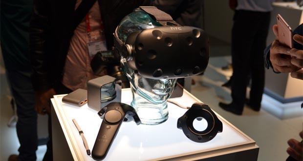 هدست واقعیت مجازی HTC Vive تنها در ۱۰ دقیقه از آغاز پیشفروش خود ۱۵ هزار سفارش دریافت کرد