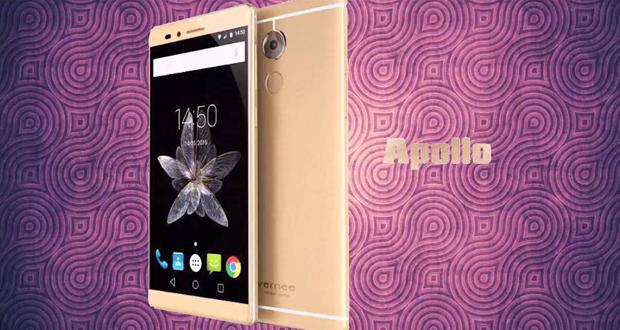 تلفن هوشمند ورنی آپولو با ۶ گیگابایت رم و تراشه هلیو ایکس ۲۰ تنها ۴۰۰ دلار قیمت خواهد داشت