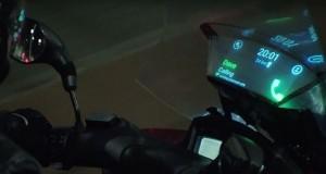 موتور سیکلت هوشمند سامسونگ