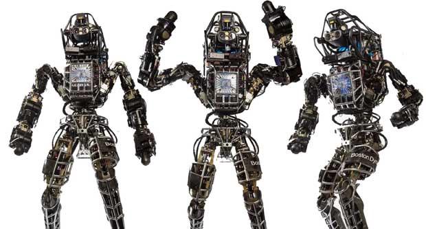 الفابت قصد دارد بخش رباتیک بوستون داینامیکس را بفروشد