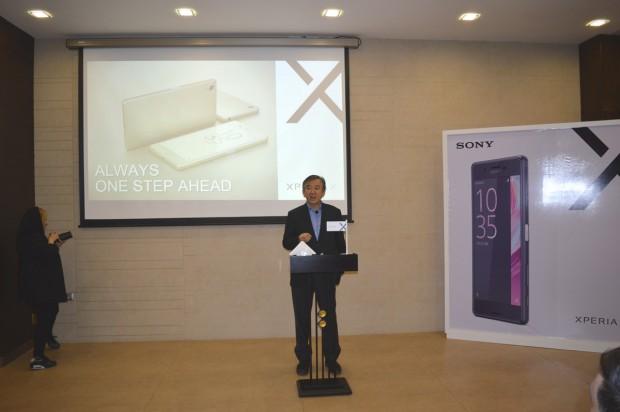 هیروکازو ایشیزوکا مدیرعامل جدید خاورمیانه و شمال آفریقای سونی