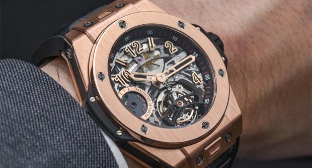 سازندهی ساعتهای لوکس Hublot سال آینده وارد بازار ساعتهای هوشمند میشود