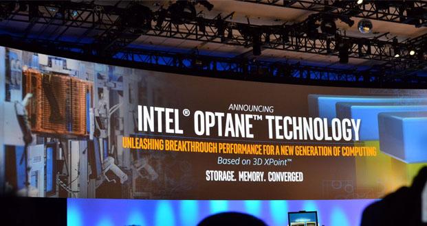 تکنولوژی جدید اینتل سرعت حافظههای مکبوک را ۱۰۰۰ برابر سریعتر خواهد کرد