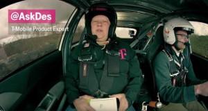 تماشا کنید: سریعترین جعبه گشایی الجی جی ۵ توسط T-Mobile !