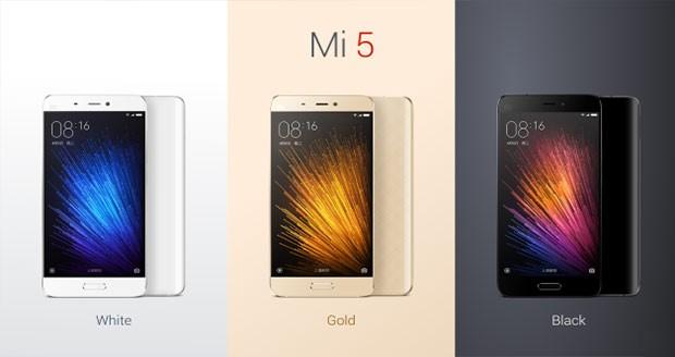 نسخه 4 اینچی Mi 5