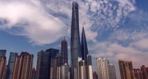 ویدیوی حیرت انگیز Timelapse از روند ساخت برج شانگهای