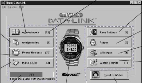 ساعت هوشمند تایمیکس