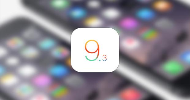 ویژگی های جدید iOS 9.3
