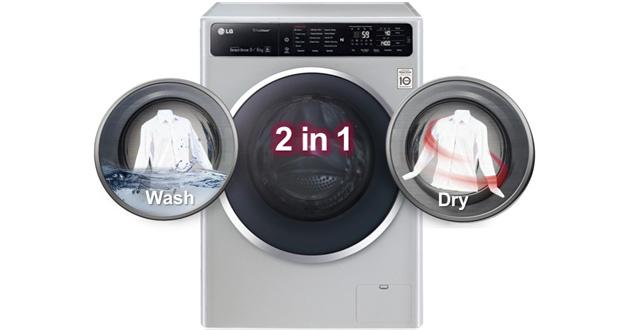 ماشین لباسشویی جدید ال جی؛ در مقابل اتلاف انرژی و زمان