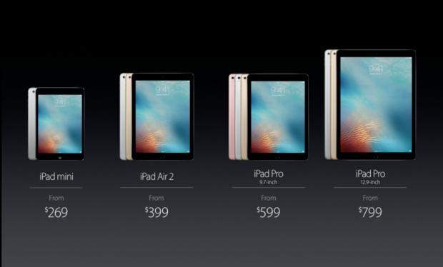 مقایسهی آیپد پرو ۱۲.۹ اینچی با آیپد پرو ۹.۷ اینچی