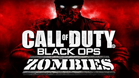 بازی چندنفره Call of duty Zombies