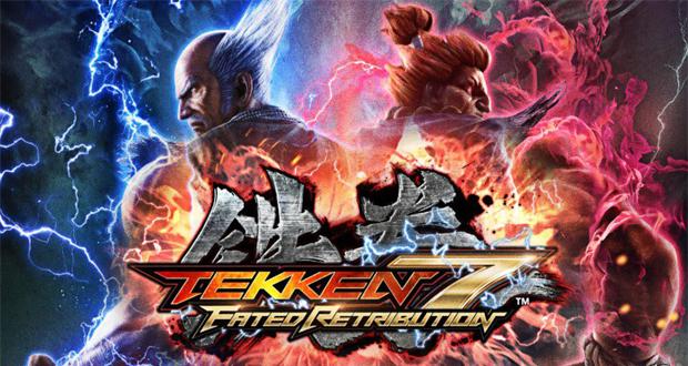 از لباس جدید Heihachi در Tekken 7: Fated Retribution رونمایی شد