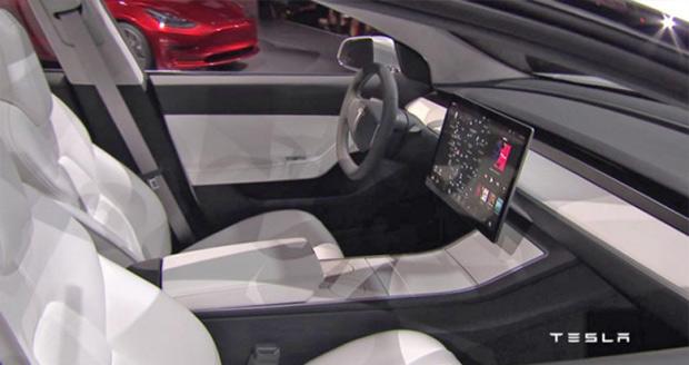 اتوموبیل تسلا مدل 3