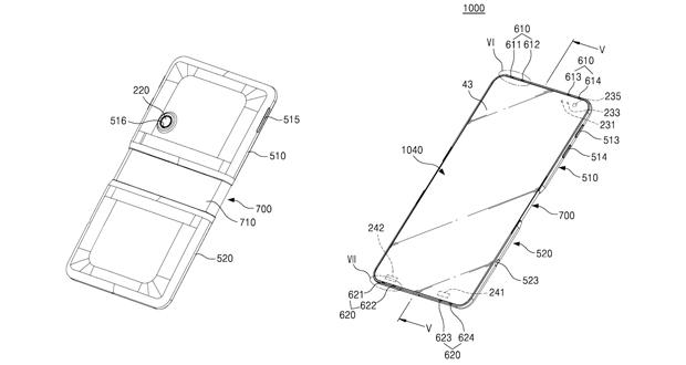 گوشی تاشو سامسونگ در سال 2017 عرضه خواهد شد