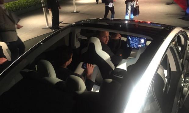 خودرو تسلا مدل 3