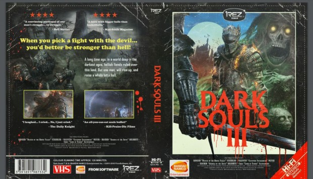 Dark Souls III Cover Art