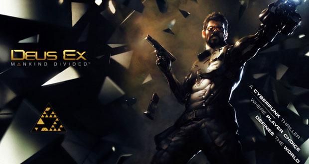 تریلر گیمپلی بازی Deus Ex: Mankind Divided