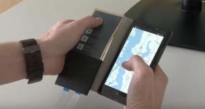 پروژهی FlexCase ؛ یک نمایشگر جوهر الکترونیکی اضافه با قابلیتهای کاربردی