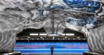 ایستگاههای مترو شهر استکهلم شما را به جهانی دیگر میبرند