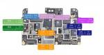 کالبدشکافی هواوی پی ۹ قطعات داخلی آن را به ما نشان میدهد