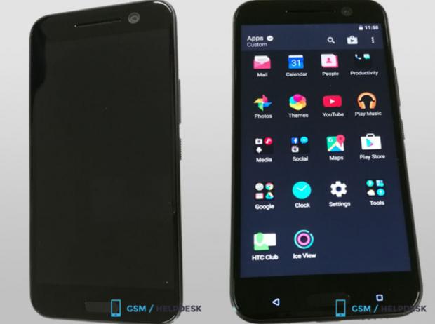 گوشی هوشمند HTC 10