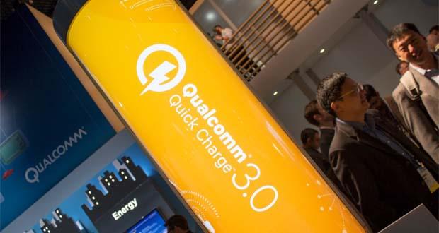 کوالکام از رشد موفقیت آمیز تکنولوژی Quick Charge 3.0 میگوید