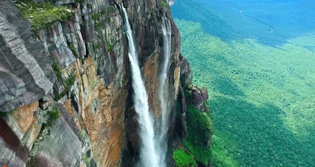 تماشا کنید: ویدیویی حیرتانگیز از آبشار آنجل ، بلندترین آبشار دنیا