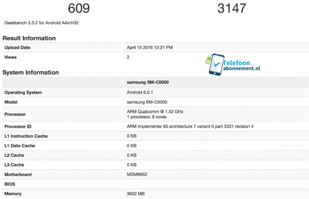 The-SM-C5000-is-benchmarked-by-Geekbench-3
