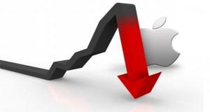 ارزش سهام اپل به زیر 100 دلار کاهش یافت
