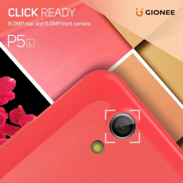 گوشی جیونی Pioneer P5L