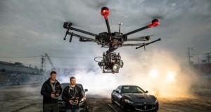 تماشا کنید: پهباد جدید DJI به نام Matrice 600 با قابلیتهای فیلمبرداری پیشرفته