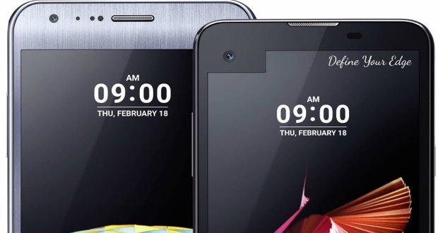 گوشیهای سری X ال جی